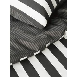 Marc Opolo Baumwolle Satin Bettwäsche Classic Stripe