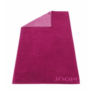JOOP! Classic Doubleface Saunatuch* 80/200cm, Farbe cassis