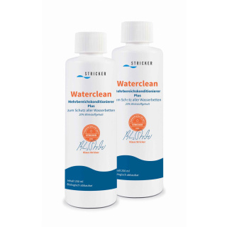 Konditionierer rund Waterclean 2x250ml, 2x Tücher Easylife, 8x Handschuh